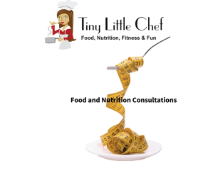 Food and Nutrition Consultations